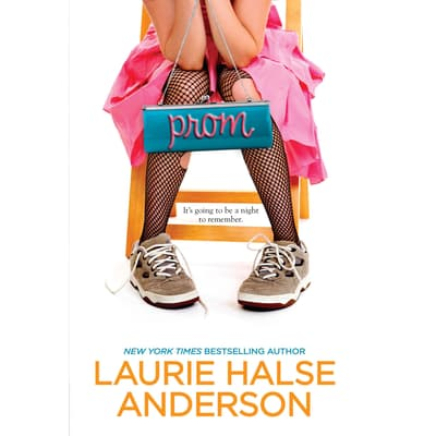 Prom by Laurie Halse Anderson audiobook