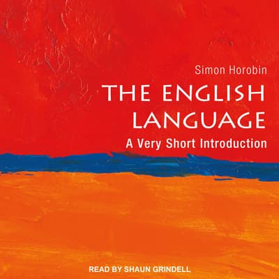 The English Language by Simon Horobin audiobook