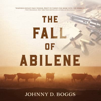The Fall of Abilene  by Johnny D. Boggs audiobook