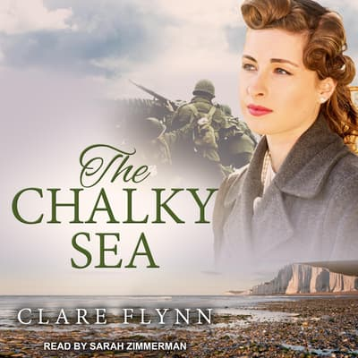 The Chalky Sea by Clare Flynn audiobook