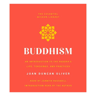 Buddhism by Joan Duncan Oliver audiobook