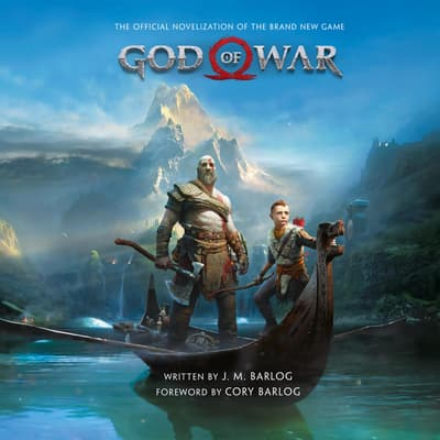 God of War by J. M. Barlog audiobook