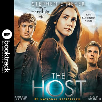 The Host: A Novel by Stephenie Meyer audiobook