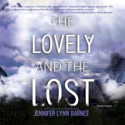 The Lovely and the Lost by Jennifer Lynn Barnes audiobook