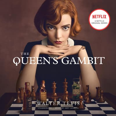 The Queen's Gambit by Walter Tevis audiobook