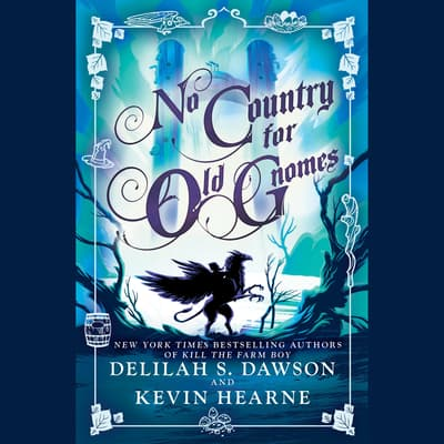 No Country for Old Gnomes by Kevin Hearne audiobook