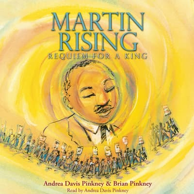 Martin Rising by Andrea Davis Pinkney audiobook