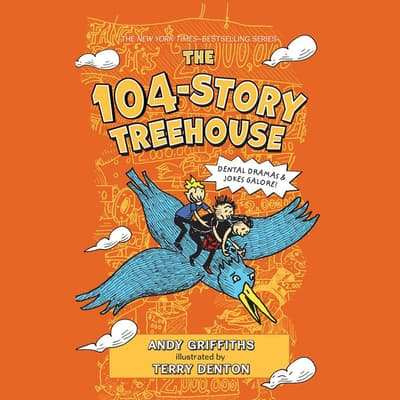 The 104-Storey Treehouse by Andy Griffiths audiobook