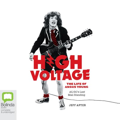 High Voltage by Jeff Apter audiobook