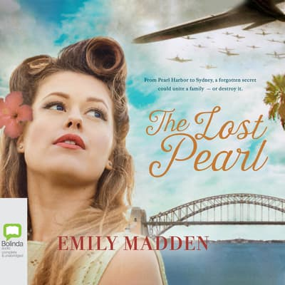 The Lost Pearl by Emily Madden audiobook