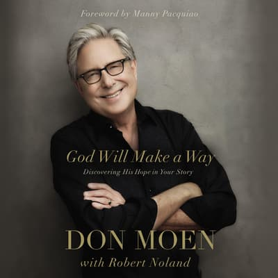 God Will Make a Way by Don Moen audiobook