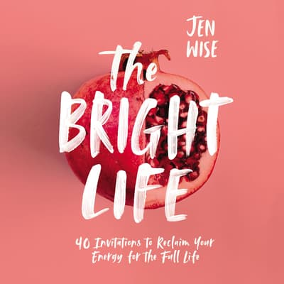 Bright Life by Jen Wise audiobook