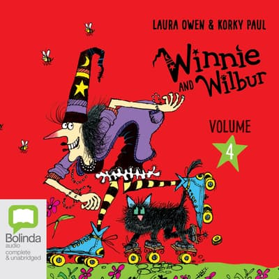 Winnie and Wilbur Volume 4 by Laura Owen audiobook