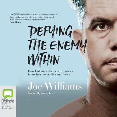 Defying the Enemy Within by Joe Williams audiobook