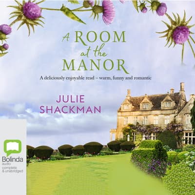 A Room at the Manor by Julie Shackman audiobook