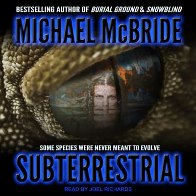 Subterrestrial by Michael McBride audiobook