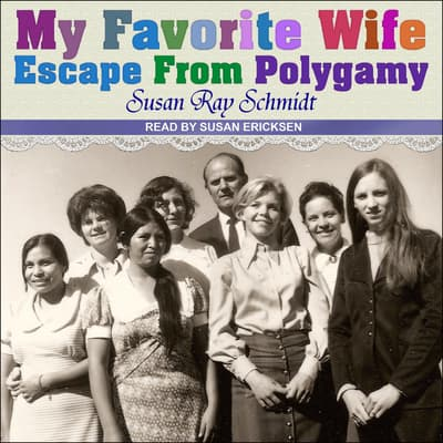 Favorite Wife by Susan Ray Schmidt audiobook