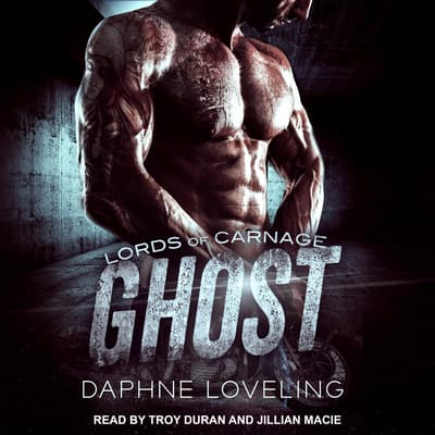 Ghost by Daphne Loveling audiobook