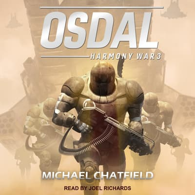 Osdal by Michael Chatfield audiobook