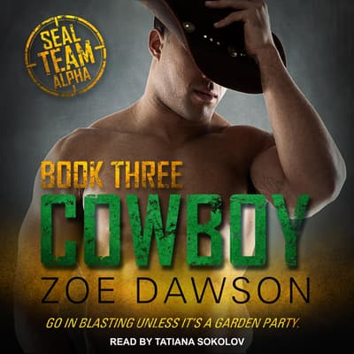 Cowboy by Zoe Dawson audiobook