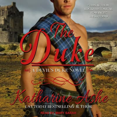 The Duke by Katharine Ashe audiobook
