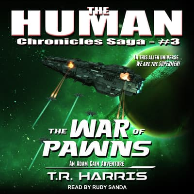 The War of Pawns by T.R. Harris audiobook