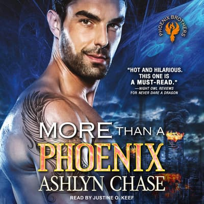 More than a Phoenix by Ashlyn Chase audiobook