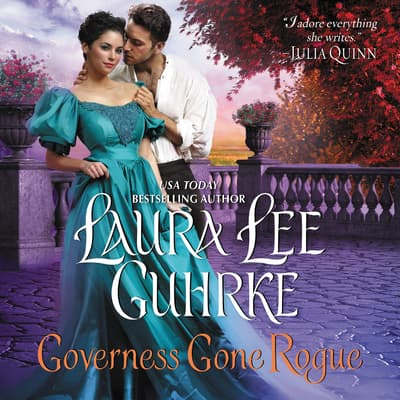 Governess Gone Rogue by Laura Lee Guhrke audiobook
