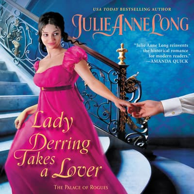 Lady Derring Takes a Lover by Julie Anne Long audiobook