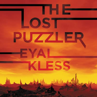 The Lost Puzzler by Eyal Kless audiobook