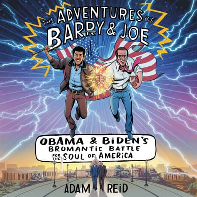 The Adventures of Barry & Joe by Adam Reid audiobook