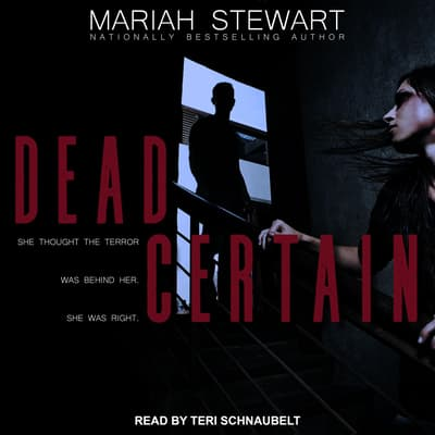 Dead Certain by Mariah Stewart audiobook