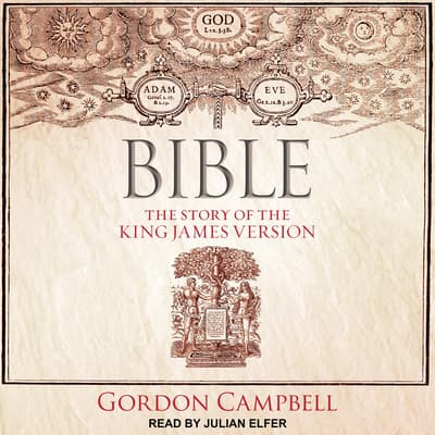 Bible by Gordon Campbell audiobook