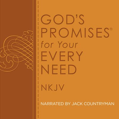 God's Promises for Your Every Need by Jack Countryman audiobook