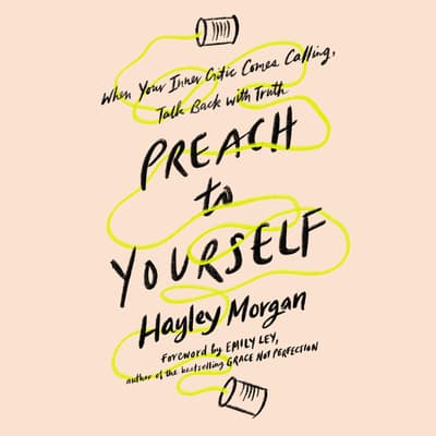 Preach to Yourself by Hayley Morgan audiobook