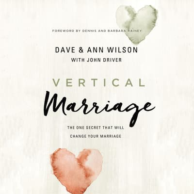 Vertical Marriage by Ann Wilson audiobook
