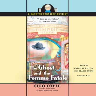 The Ghost and the Femme Fatale by Cleo Coyle audiobook