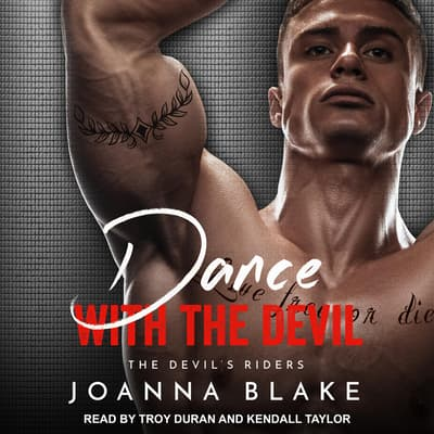 Dance With The Devil by Joanna Blake audiobook