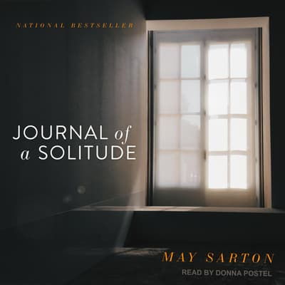 Journal of a Solitude by May Sarton audiobook