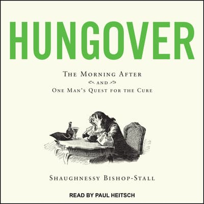 Hungover by Shaughnessy Bishop-Stall audiobook