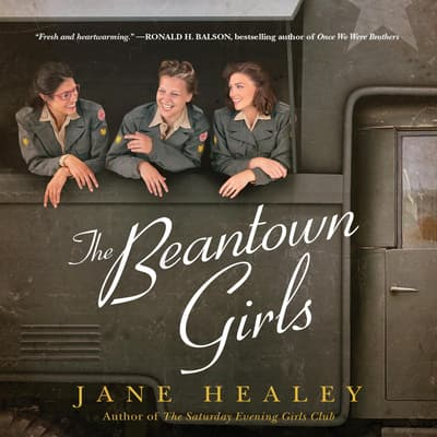 The Beantown Girls by Jane Healey audiobook