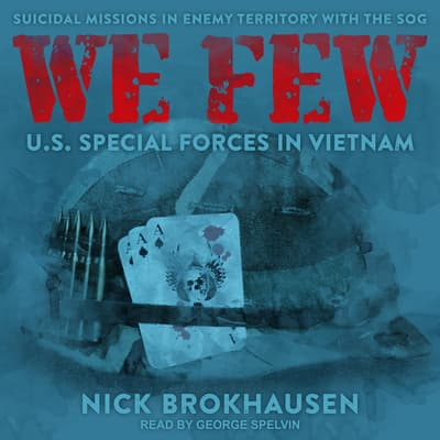 We Few by Nick Brokhausen audiobook