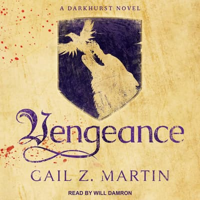 Vengeance by Gail Z. Martin audiobook