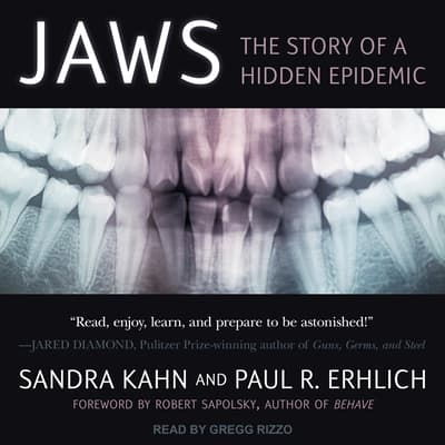 Jaws by Paul R. Erhlich audiobook