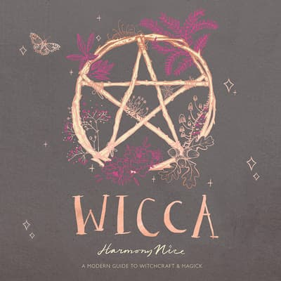 Wicca by Harmony Nice audiobook