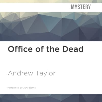 The Office of the Dead by Andrew Taylor audiobook