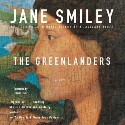 The Greenlanders by Jane Smiley audiobook
