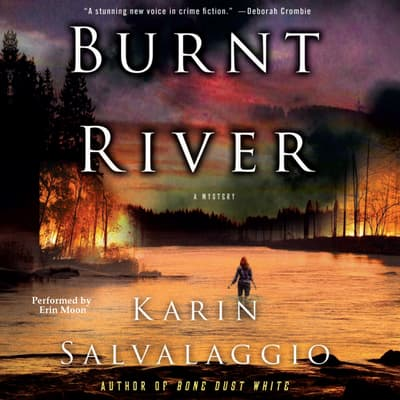 Burnt River by Karin Salvalaggio audiobook