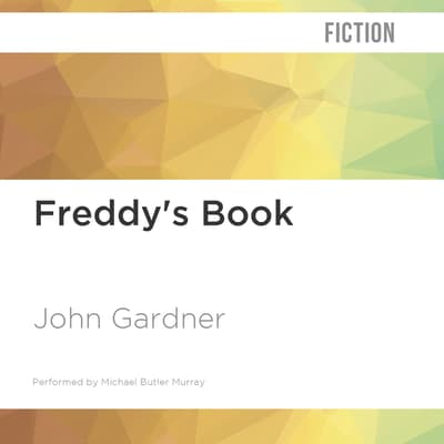 Freddy's Book by John Gardner audiobook