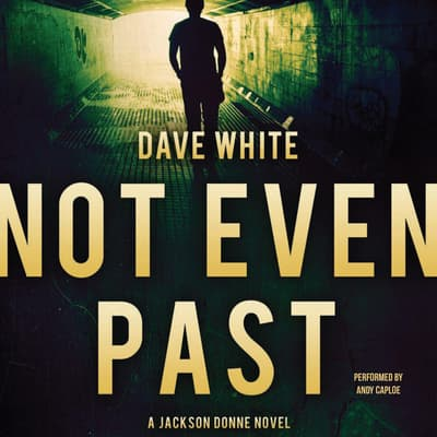 Not Even Past by Dave White audiobook